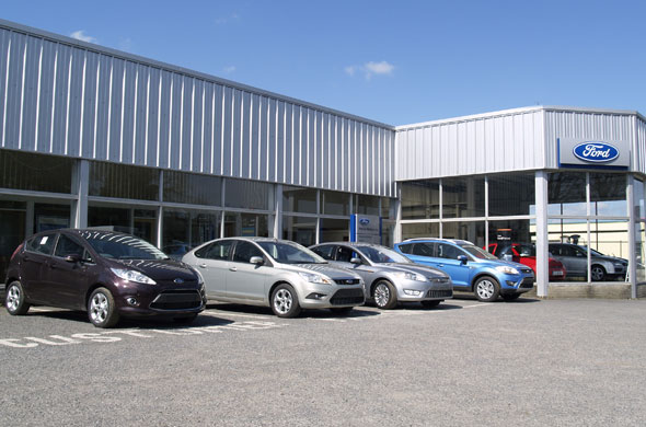 Perry Motors, Athy, Co. Kildare