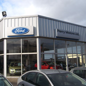 Photo of Perry Motors Showroom
