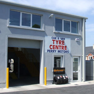 Photo of Tyre Centre
