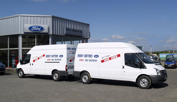 Photo of Perry Motor Vans for Hire